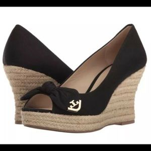 Tory Burch Dory Espadrille Wedges